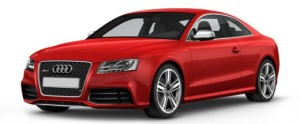 Audi RS5 - Rs. 1.01 crores