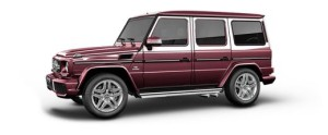 Mercedes-Benz G-Class - Rs. 1.85 crores