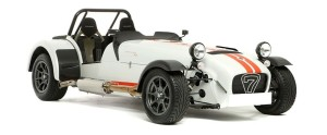 Caterham 7 - Rs. 28 lakhs