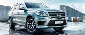 Mercedes-Benz GL - Rs. 74.90 lakhs - 1.74 crores