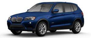 BMW X3 - Rs. 44.90 - 49.90 lakhs