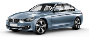 BMW 3 Series - Rs. 34.30 - 42.75 lakhs