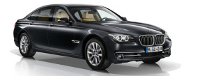 BMW 7 Series - Rs. 1.03 - 1.87 crores