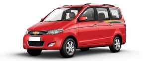 Chevrolet Enjoy - Rs. 5.74 - 8.13 lakhs
