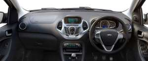 Ford Figo interior dashboard