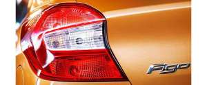Ford Figo rear light