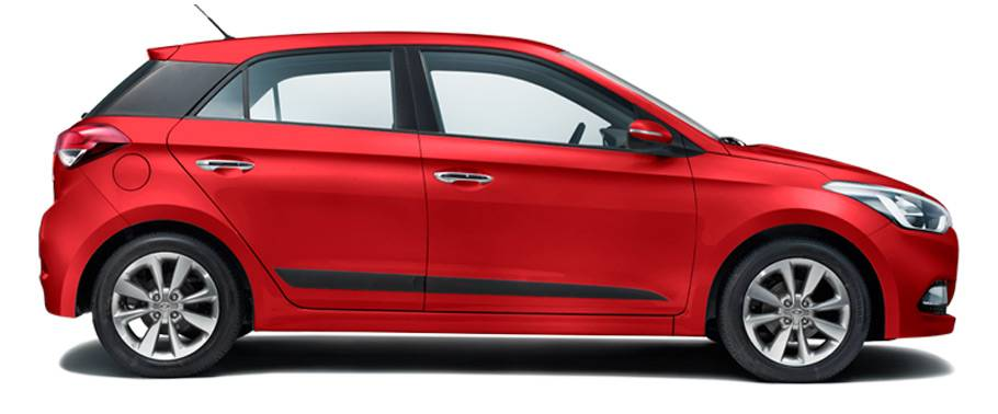 Hyundai Elite i20 HD Picture