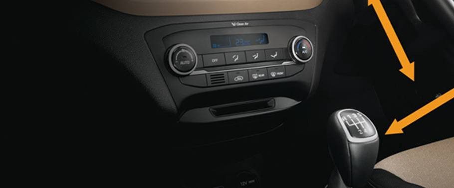 Hyundai Elite i20 gear transmission