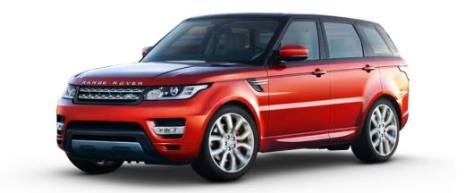 Land Rover Range Rover Sport - Rs. 1.10 - 1.66 crores