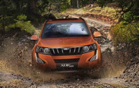 The New Age Mahindra XUV 5OO