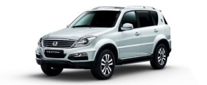 Ssangyong Rexton - Rs. 18.91 - 21.59 lakhs