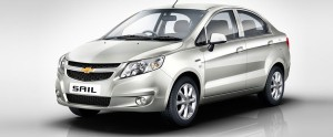 Chevrolet Sail - Rs. 5.20 - 7.65 lakhs