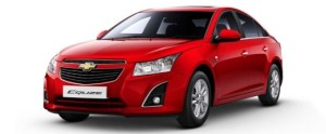 Chevrolet Cruze - Rs. 13.79 - 16.30 lakhs