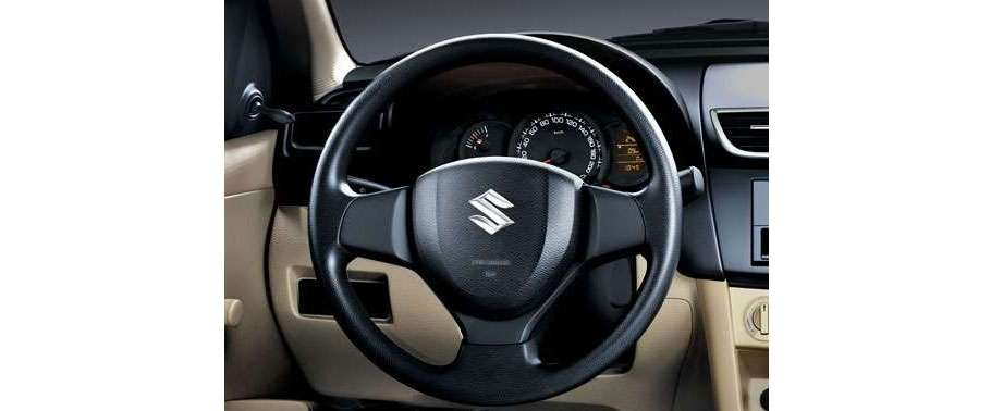 Maruti Suzuki Swift Dzire Steering