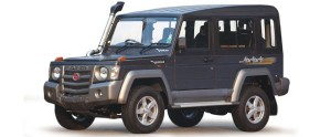 Force Motors Gurkha - Rs. 6.26 - 8.50 lakhs