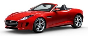 Jaguar F-Type - Rs. 1.22 - 1.82 crores