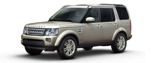 Land Rover Discovery - Rs. 1.08 - 1.14 crores