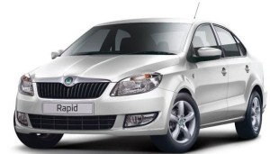 Skoda Rapid - Rs. 7.22 - 10.97 lakhs