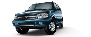 Tata Safari - Rs. 8.26 - 9.72 lakhs
