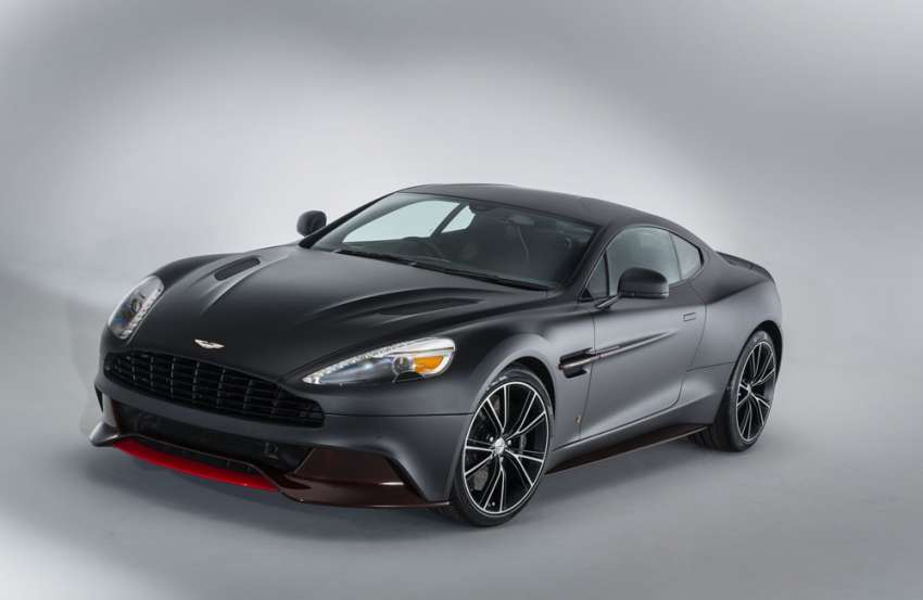 Mercedes Benz Silver Lightning Price >> Aston Martin Vanquish- Price,Photos,Specification | Car N Bike Expert