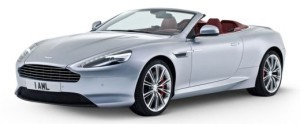 Aston Martin DB9 - Rs. 2.90 - 3.00 crores