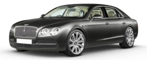 Bentley Continental Flying Spur - Rs. 3.21 - 3.40 crores