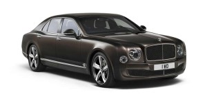 Bentley Mulsanne - Rs. 5.55 crores