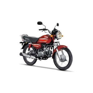 Hero Motocorp HF Down