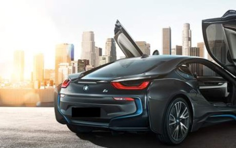 UPCOMING CAR BMW i8