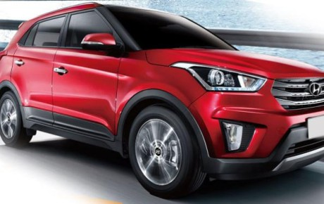 Hyundai's Creta going to enter in Indian SUV car market