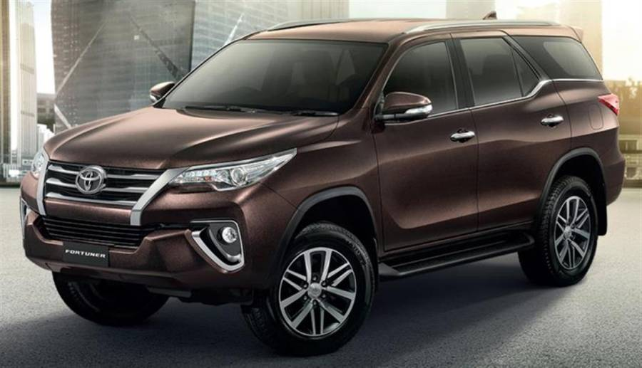 New Toyota Fortuner 2016 Expert Review
