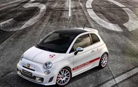 Fiat officially launch the Abarth 595 hatchback in the Indian Automobile market on 4 August 2015
