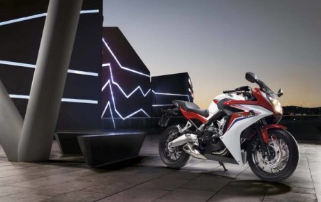 Upcoming Honda CBR 650F Officially Launched at August 2015