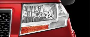 Mahindra TUV300 Headlight