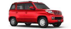 Mahindra TUV300 exterior photo