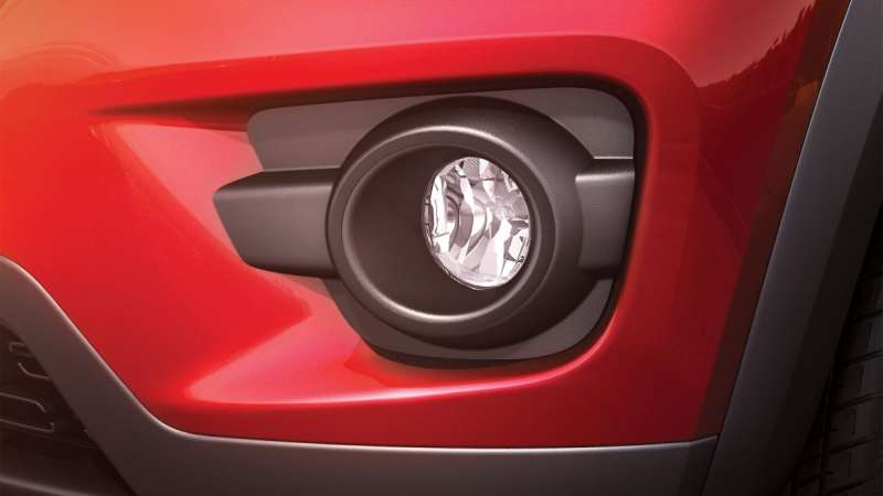 Renault Kwid Front Fog lamp HD Pic