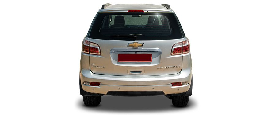 Chevrolet Trailblazer Back View