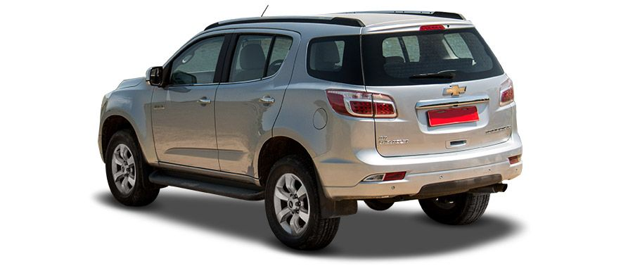Chevrolet Trailblazer Back