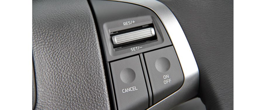 Chevrolet Trailblazer Sterring Controls