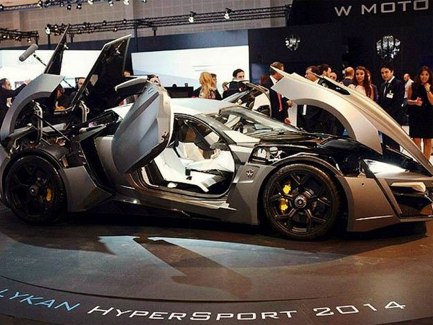 Lykan Hypersport   $3.4 Million U0026 Rs. 22.48 Crore