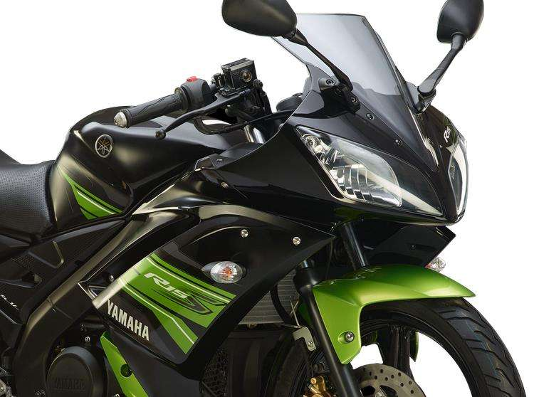 Yamaha YZF R15 S Version 1.0 HD Picture