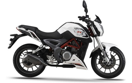 Upcoming Benelli TNT 25  Launched on Dec 2015 in India