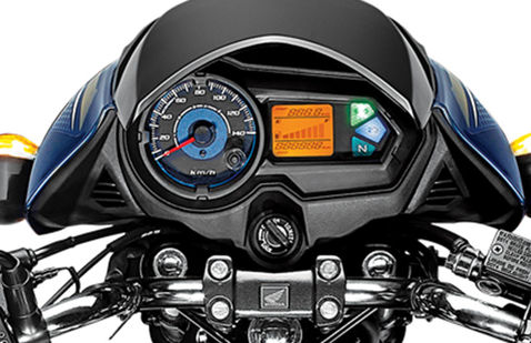 Honda CB Shine SP Speedometer