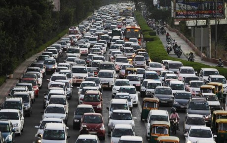 Supreme Court Banned the Registration of New Diesel Vehicles of over 2000cc in Delhi till 31 March 2016.