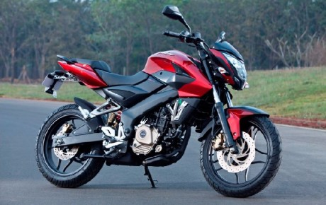 Upcoming Bajaj pulsar 180NS bike launched in India 2016 and replacing the old model of 180.