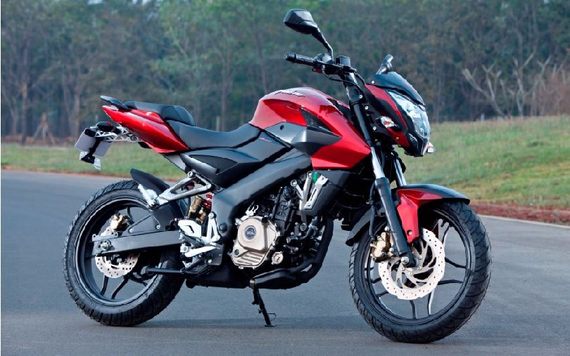 Upcoming Bajaj Pulsar 180NS