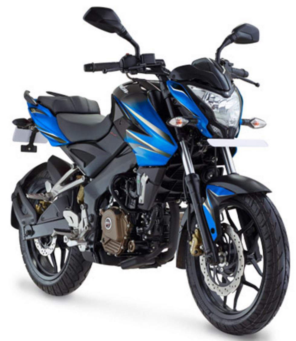 Black Kodiaq >> Car N Bike Expert » Bajaj Pulsar NS200 Fi Blue and Black