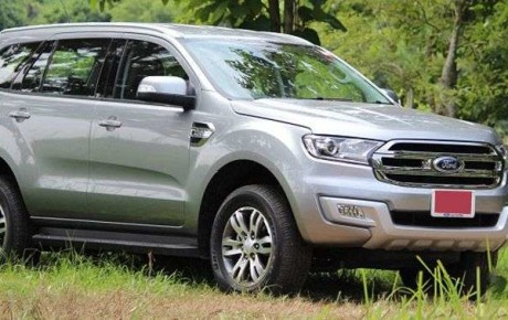 New Ford Endeavour Review 2016