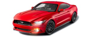 Ford Mustang - Rs. 65.97* lakh