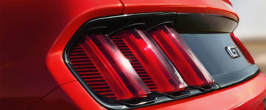 Ford Mustang rear Light